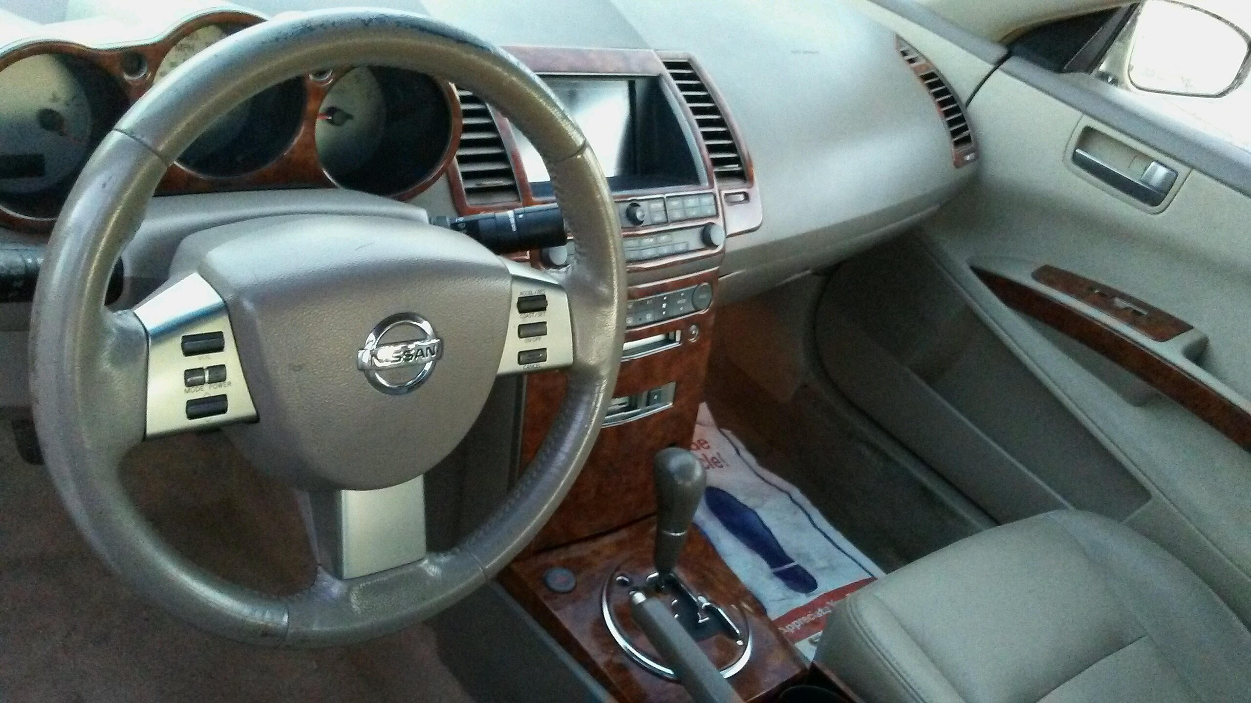 Texas Car Inspection >> SOLD 2/24/18 | 2004 NISSAN MAXIMA SL – SOLD for $4995 CA$H ...